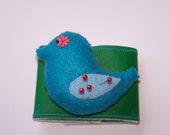 Wrist Pin Cushion - Bird