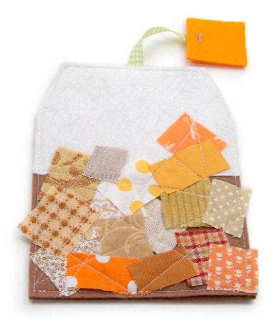 Felt Tea Cozy Teetotalers Drink Coaster Tea Bag