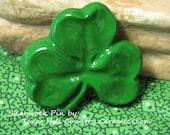 Shamrock Lapel Pin Shirt Collar Brooch St. Patricks Day