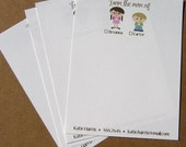 Kidlet From the Mom Of Notepad - Personalized Notes - Mom Notes - Dad Notes - School Notepad