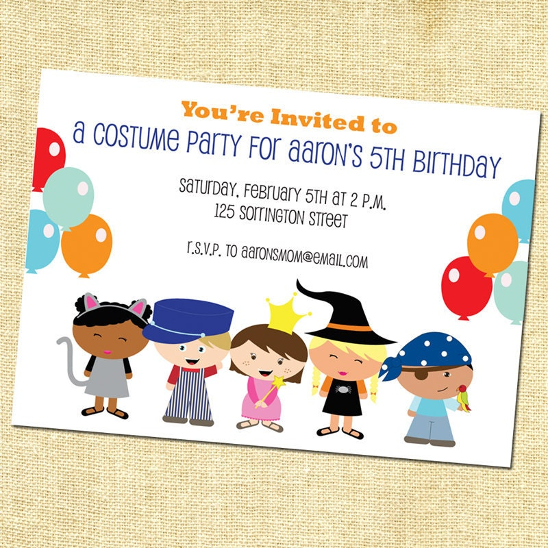 sample halloween costume contest flyer