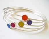 Pop-Dots Bangles Set