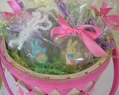 Easter Egg Bunny Soap Set of 12