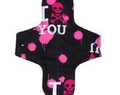 Regular pad with leakproof layer - I skull you - AIO