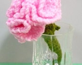 Flower Crochet Pattern Carnations Crochet Pattern PDF Instant Download Flowers for Mother's Day