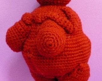 Venus of Willendorf Crochet Pattern Amigurumi Crochet Pattern PDF Instant Download