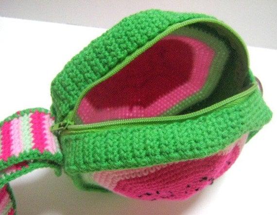 Bag Crochet Pattern Wristlet Crochet Pattern Purse by ...