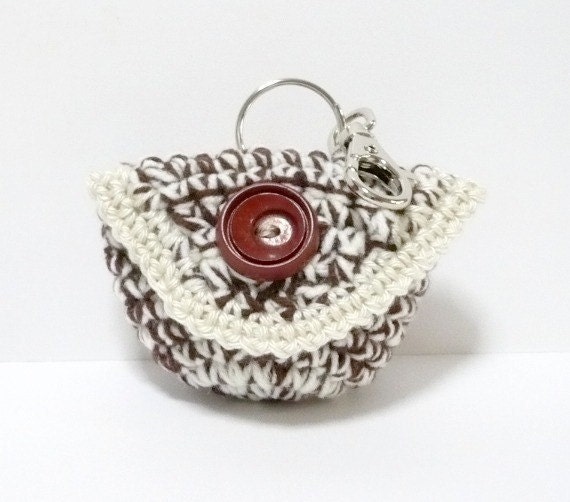 Small Coin Purse Crochet Pattern Pouch Crochet Pattern PDF Instant ...