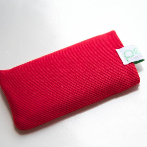iphone sock in Red