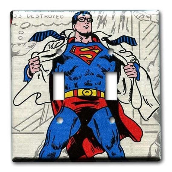 Items similar to Superman or Clark Kent 1970's Vintage ...