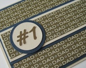 RESERVED for elementsbydawn--number 1 dad