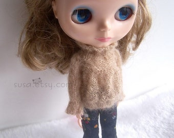 Babydoll Sweater for dolls