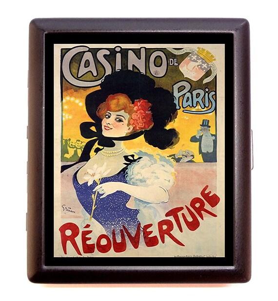 Casino cigarette holder