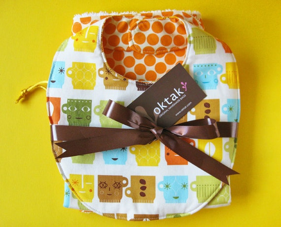 Baby gift set - multi-color cups