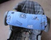 HANDLE CUSHION UNC Tarheels Infant Carrier Handle Cover