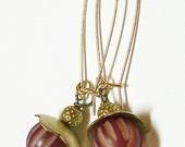 Bloom Earrings - HALF PRICE SALE - WAS 12.50 - NOW 6.25