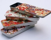 Slide Top Tin     -Choose any 2-