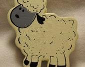 Three Sheep Magnets