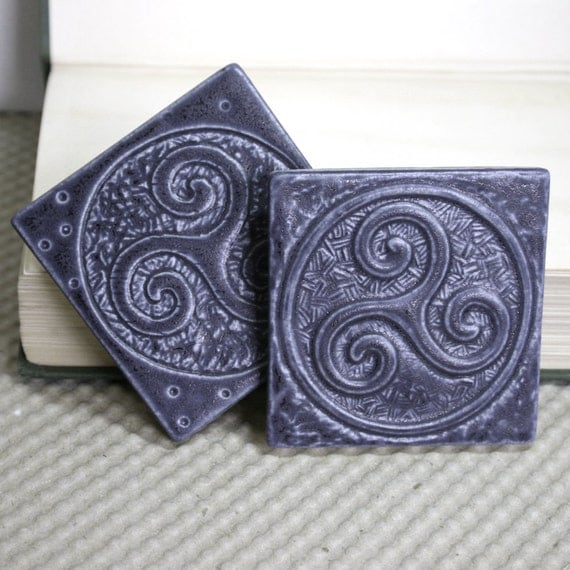 Antico simbolo celtico di enlightmentment set di lesperancetile