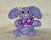 Sweet Bunny - Crochet Pattern