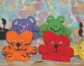 Gumdrops Amigurumi Crochet Pattern