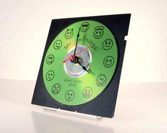 Emotion Icon Clock  - Free Customization