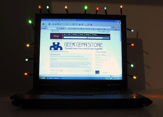 Computer Powered Christmas Lights (USB)