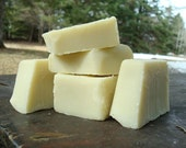 Lemongrass Essential Oil Cold Process Handmade Soap Olive Oil Vegan