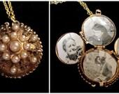 The Snow Bride Necklace