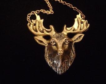 Uncle Buck Necklace