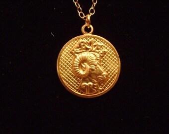 Astrological Sign Necklace