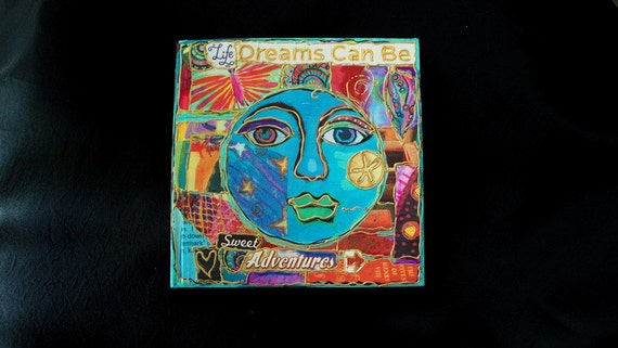 The Altered ART Journal   LIFE Dream Adventures