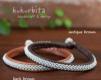 Sami-style Bracelet No.23