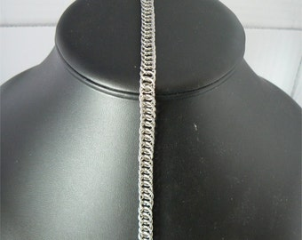 Gunars - Bracelet: Half Persian 4 into 1, Stainless Steel