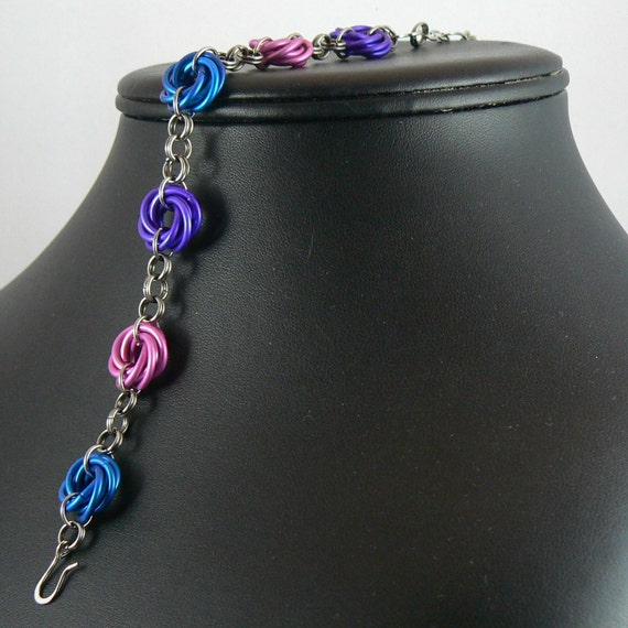 brc528 Bi Pride Moebius Bracelet v1