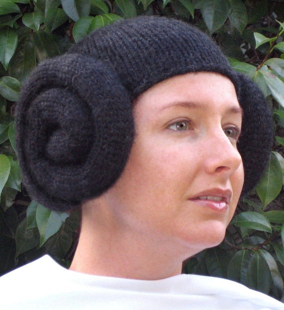 Pattern, Knit Leia Wig