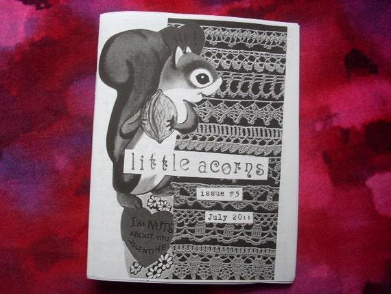 Little Acorns zine issue 5