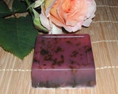 Rose Soap with Bulgarian Rose Oil-Hand Made - All Natural