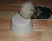 Goat Milk Lemongrass Shaving Soap-All Natural-Hand Made-Buy 5 & Get 1 Free