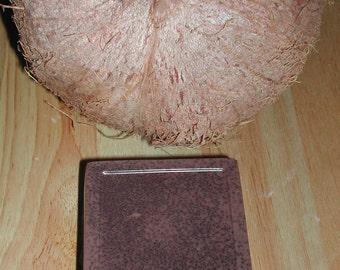Goat Milk Cocoa Coconut Chocolate Soap-Hand Made-All Natural-Super Moisturizing-5.5-6 oz