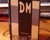 Depeche Mode Cassette Tape Single Mini Journal