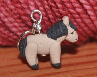 Pony Stitch Markers (drove of 4)