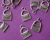 handbag purse charms . 14 pieces . CLEARANCE SALE