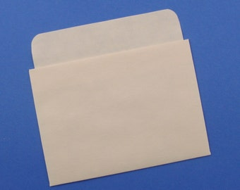 100 self adhesive library pockets SALE / standard size