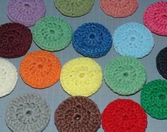CROCHET NYLON POT SCRUBBERS | Crochet For Beginners