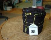 Silicon Emission spectrum scarf - Si