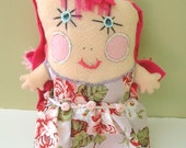 Petunia Square Head Fairy
