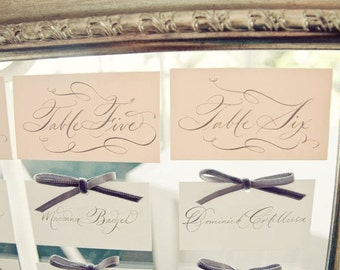 Deposit for Calligraphy Services
