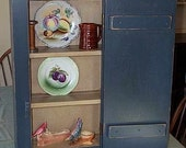 One Door Cabinet, Great space saving cabinet for Kitchen or Bath