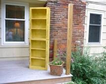 Six Foot Bookcase Shelving Unit